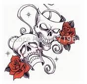 PDF Format Tattoo Book SKULL Designs Skull Sketch