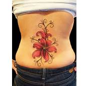 Flower Tattoos For Women – Designs And Ideas