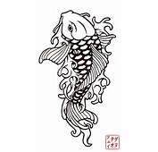 Koi Tattoo Design 2 By Vexille84 Designs Interfaces 2011