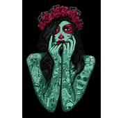 Imagenes De La Santa Muerte En Tatuajes 11