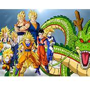 Dragonball Z  Dragon Ball Wallpaper 26433976 Fanpop