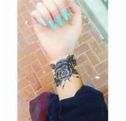 Black And Grey Rose Tattoo  Best Ideas &amp Designs