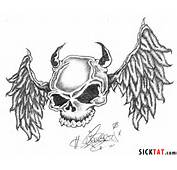 One Of Many Types Skull Tattoos We Create Are