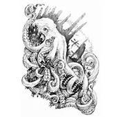 Ideas Anchors The Kraken Tattoo Chest Adorable Tattoos