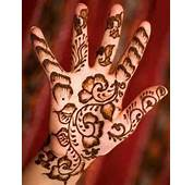 Simple Henna Designs For Women And Girls