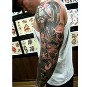 Randy Orton Tattoo Design Sleeve  Galleryhipcom The Hippest