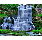 View Nature Hidden Waterfall Wallpaper  Download