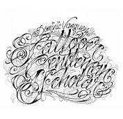 Graffiti Fonts Fancy Script Dominic Vasquez