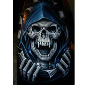 Grim Reaper  Skeletons Pinterest The And