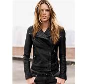 Fashion Clothes Designing And Tattoos Leather Jackets 2012 For Women