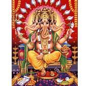 POESÍA Y PETICIÓN DE AMOR Ganesha El Dios De La Buena Fortuna