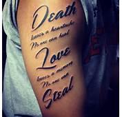 Love Tattoos On Arm  Quoteslol Roflcom