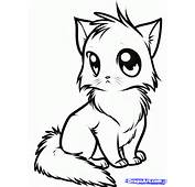 Draw Cute Cartoon Cats Its Easy Pic 17