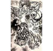 TheTattooCollection  HORIYOSHI III Demons Japanese Tattoo 19 Of 198