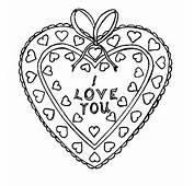 Coloring Pages Of Hearts And Roses Posted By Sheets At
