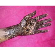 Mehndi Designs For Hands  Latest Marwari
