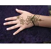 Mehndi Designs For Hands  Simple And Beautiful
