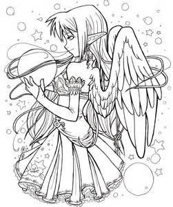 Coloring Pages Anime - AZ Coloring Pages