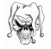 Joker Tattoo Drawings