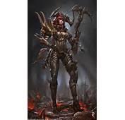 Demon Hunter Diablo 3 By ZeroNis On DeviantArt