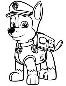 Paw Patrol Coloring Pages Marshall Paw Patrol Ha