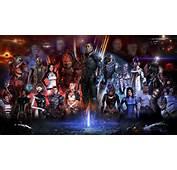 Wallpapers De Mass Effect Andromède 1 2 Et 3