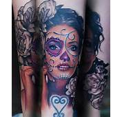 Tattoo Catrina Tattoos Designs Pictures Tribal