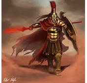 Ares By PeterPrime On DeviantArt