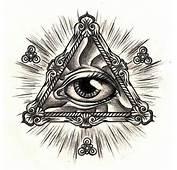 The All Seeing Eye Tattoo Sample  Tattoobitecom