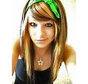 Emo Hairstyles Become Increasingly Popular Nowadays What Causes Such