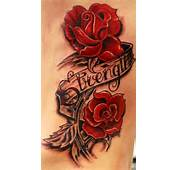 Rose Tattoos Designs And Ideas  Page 4