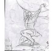 Atlas Titan Tattoo The By Aerrow Finn