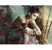 Luis Royo Art Gallery Pictures Galleries Woman