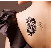 Nice Butterfly Tattoos For Women