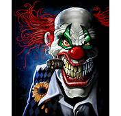Evil Clowny By Nightrhino Photoshop Resource Collected Psd Dudecom