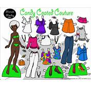 Marisole Monday Paper Dolls Printable