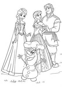 Coloring Pages Elsa | Free Images Coloring Design