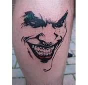 Dark Joker Tattoo