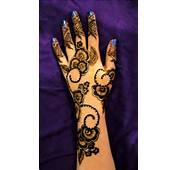 Most Attractive Arabic Henna Designs And Patterns