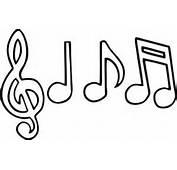 Imágenes De Notas Musicales Fiestas Infantiles  Ideas Y Material