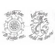 "Anchors They Drown Us Out At Sea "" Chelsea Smile By Bring Me The"