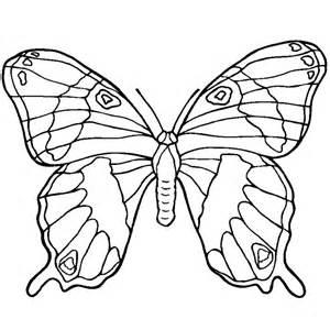 Coloriage Papillon a Imprimer Gratuit