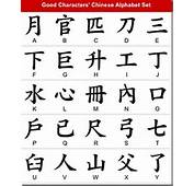 Paul's Letter Prompted Me To Check The Chinese Characters On Some