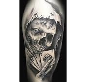 Tattoo Artist Demon