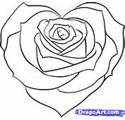 How To Draw A Pretty Heart Step By Tattoos Pop Culture FREE