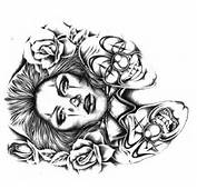 Tattoos Of Mexican Women