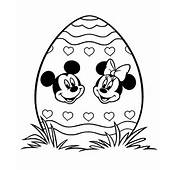 Easter Disney Coloring Pages  ColoringPagesABCCom