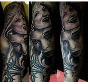 Cry Face Tattoos Chicano Smile Now Later Tattoo