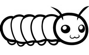 really big caterpillar coloring pages to print out - Coloring Point