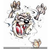 Tasmanian Devil Looney Tunes  Tattoos And Tattoo Designs